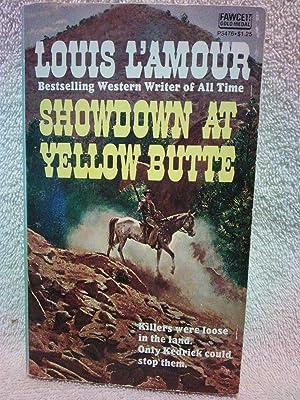 Showdown At Yellow Butte: Louis L'Amour