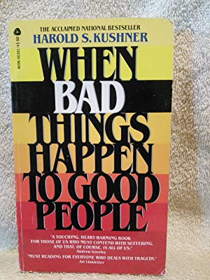 When Bad Things Happen To Good People: Harold S. Kushner