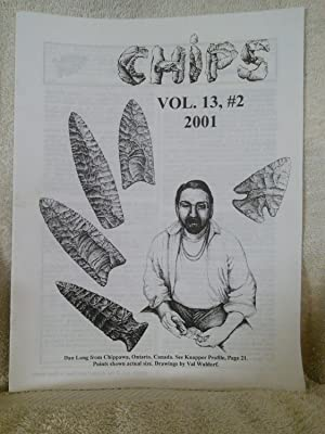 Chips The Flintknappers Publication Vol. 13, #2: D. C. Waldorf