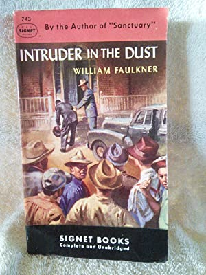 wiliam faulkner intruder in the dust chapter one Intruder in the dust has 4,266 ratings and 303 please don't start with intruder intruder in the dust by william faulkner is one of the hardest books i've.