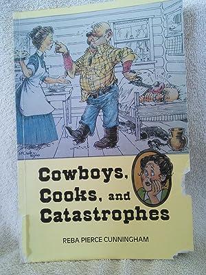 Cowboys, Cooks, and Catastrophes: Reba Pierce Cunningham