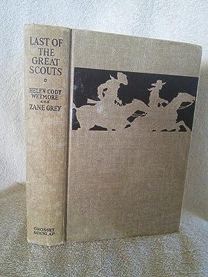 Last of the Great Scouts (Buffalo Bill): Helen Cody Wetmore,