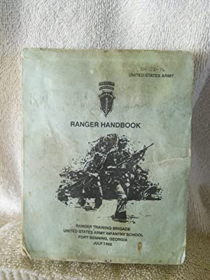 Ranger Handbook SH 21-76: Ranger Training Brigade