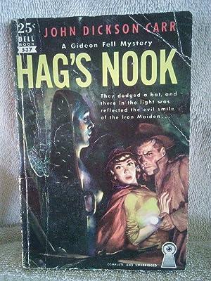 Hag's Nook (A Gideon Fell Mystery): John Dickson Carr