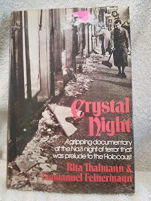 Crystal Night, 9-10 November 1938 - AbeBooks