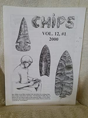 Chips The Flintknappers Publication Vol. 12, #1: D. C. Waldorf,