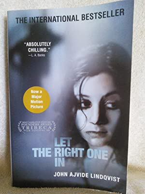 Let The Right One In: John Ajvide Lindqvist