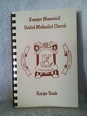 Kemper Memorial United Methodist Church Recipe Book