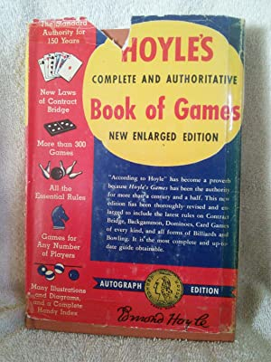 Hoyle's Complete and Authoritative Book of Games: Edmond Hoyle
