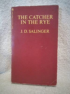 a book report on the catcher in the rye by j d salinger The catcher in the rye when i opened the book,  jd salinger, the catcher in the rye,  report catcher in the rye excerpts - ww-p high schools.