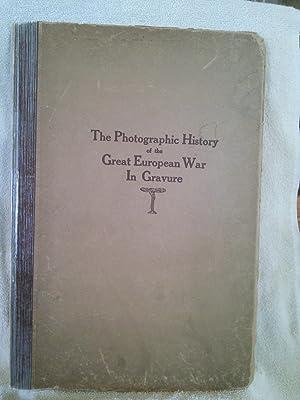 Portfolio of the european War in Rotogravure: editors at The