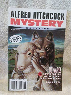 Alfred Hitchcock's Mystery Magazine, Vol. 38, No.: Edited By Cathleen
