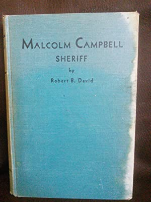 Malcolm Campbell Sheriff