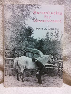 Horseshoeing for Horse Owners