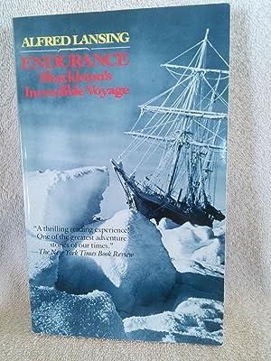 Endurance, Shackleton's Incredible Voyage: Alfred Lansing