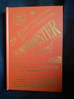 Winchester Handbook Complete, Volume Two: Bill West
