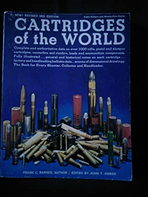 Cartridges of the World, 3rd Edition