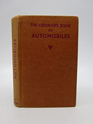 The Observer's Book of Automobiles