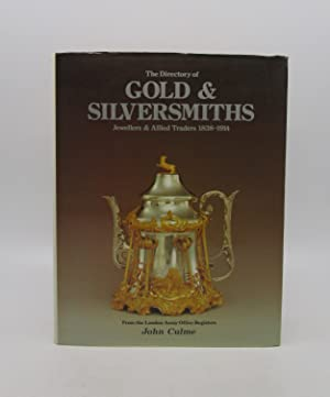 The Directory of Gold and Silversmiths: Jewellers and Allied Traders 1838-1914 (Two Volume Set)