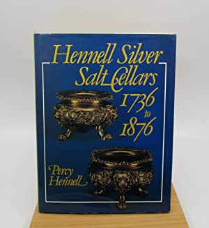 Hennell Silver Salt Cellars, 1736 to 1876