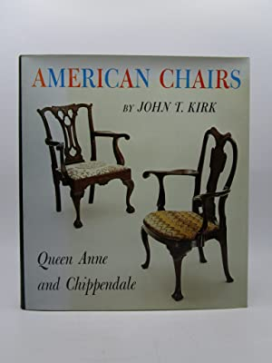 American Chairs; Queen Anne and Chippendale