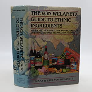 Von Welanetz Guide to Ethnic Ingredients (SIGNED)