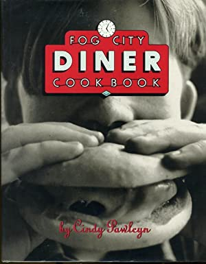 The Fog City Diner Cookbook (SIGNED)