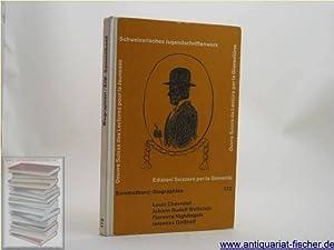 Louis Chevrolet Umschlagbild u Zeichnungen G. Hofmann: Schmid, Rudolf: