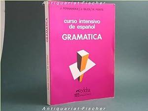 Gramatica -Curso intensivo de espanol: Fernandez, Jesus: