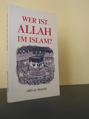 Wer ist Allah im Islam?. Abd-Al-M asih: Abd-al- Masih: