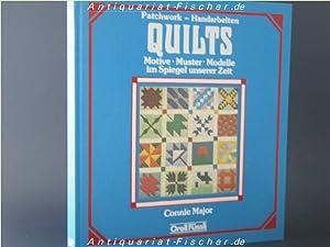 Patchwork-Handarbeiten, Quilts : Motive, Muster, Modelle im: Major, Connie: