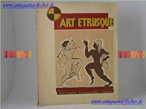 Art Etrusque : Etude Illustree Sur La: Loukomski, G K: