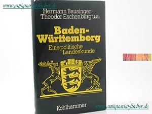 Baden-Württemberg [Teil 1.]. / mit Beitr. von: Wehling, Hans-Georg [Hrsg.]