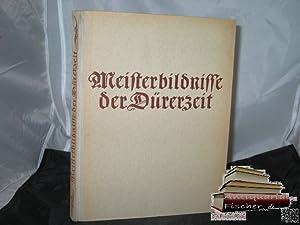 Meisterbildnisse der Dürerzeit: Hager, Werner (Hg.):