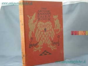 the arthur rackham fairy book A Book of Old Favourites with New Illustrations