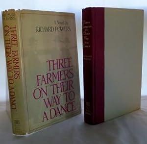 Three Farmers On Their Way to a Dance: Powers, Richard