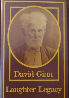 Laughter Legacy: Ginn, David