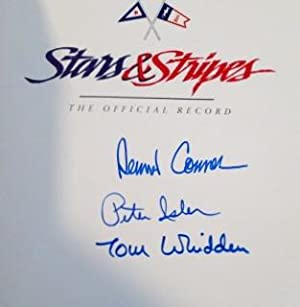 Stars & Stripes; The Official Record: Stannard, Bruce