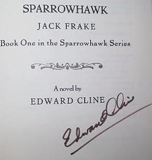 Sparrowhawk 7 Volumes Including the Companion: ( Jack Frake, Hugh Kenrick, Caxton, Empire, ...