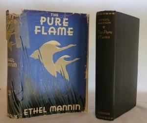 The Pure Flame: Mannin, Ethel