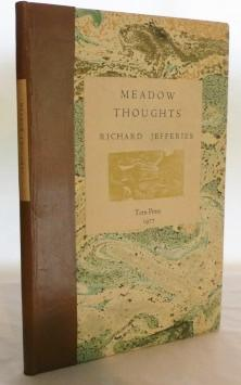 Meadow Thoughts: Jefferies, Richard