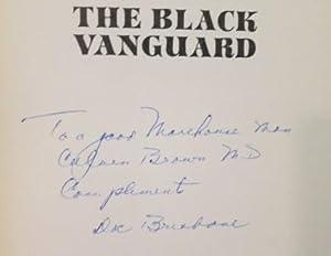 The Black Vanguard Origins of the Negro Social Revolution 1900-1960: Brisbane, Robert H.