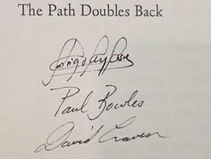 The Path Doubles Back: Rey Rosa., Rodrigo, (Paul Bowles, transl. & David Craven, Illust)