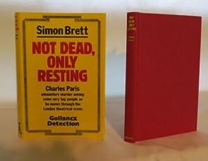 Not Dead, Only Resting: Brett, Simon