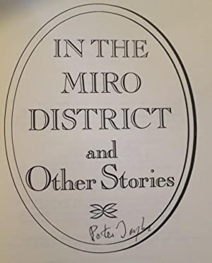 In the Miro District & Other Stories: Taylor, Peter