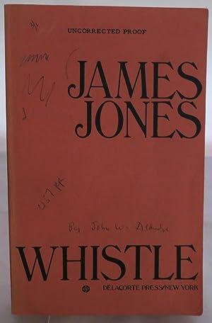 Whistle: Jones, James