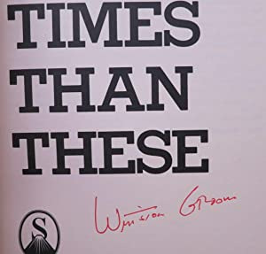 Better Times Than These: Groom, Winston