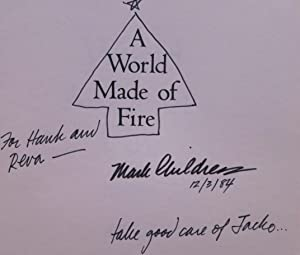 A World Made of Fire: Childress, Mark