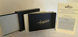 Clifford K. Berryman's Autograph Books (2 Volumes with slipcase)