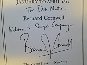 Sharpe's Company Richard Sharpe and the Siege of Badajoz: Cornwell, Bernard